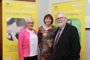 23-05-2016 - NEWS - Images from THE LAUNCH OF THE NURTURE PROGRAMME - INFANT HEALTH & WELLBEING. Picture Nick Bradshaw